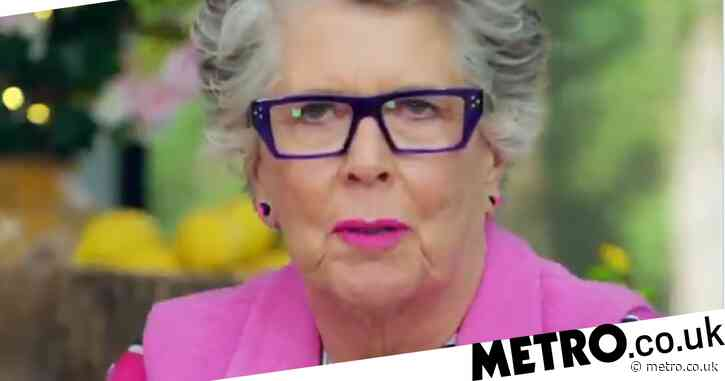 Great British Bake Off 2020: Biscuit Week leaves fans in stitches with Prue Leith's naughty innuendos