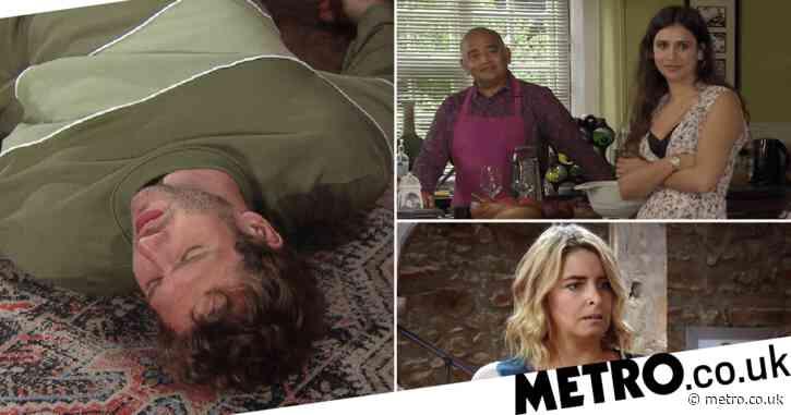 Emmerdale spoilers: 22 new images reveal Jamie death horror, affair showdown and huge revenge plot
