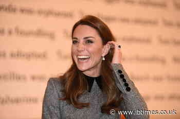Kate Middleton visits scout groups as joint president of Scout Association