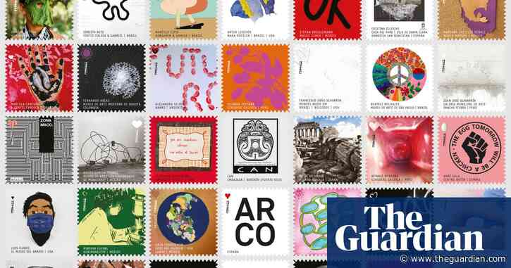 'It's up to people to change the system': the artists using stamps as resistance