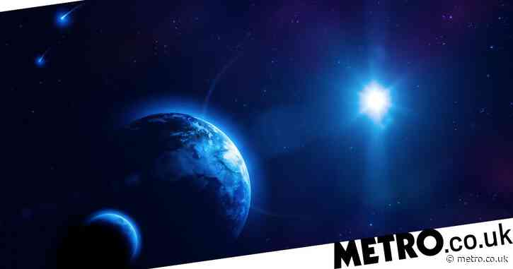 Earth 'may have lost 60% of its atmosphere' in collision that formed the Moon