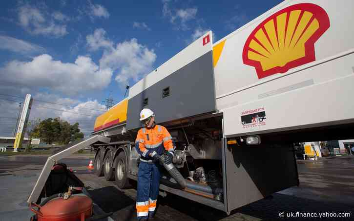 Oil giant Shell to axe up to 9,000 jobs