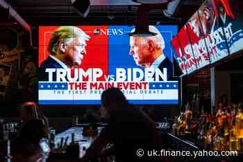 FTSE 100 falls as Covid 19 cases rise and Trump-Biden election worries loom