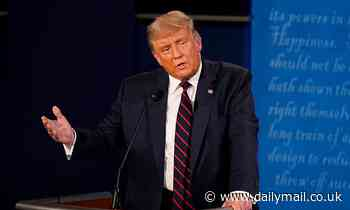 Full transcript of the Donald Trump-Joe Biden debate