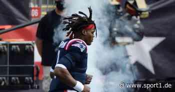 NFL: Cam Newton erlebt bei New England Patriots Auferstehung als Quarterback - SPORT1