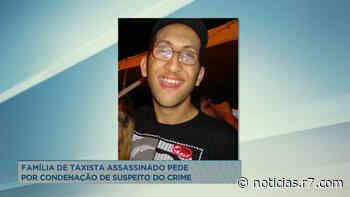 Família de taxista assassinado em Matozinhos (MG) pede justiça - HORA 7