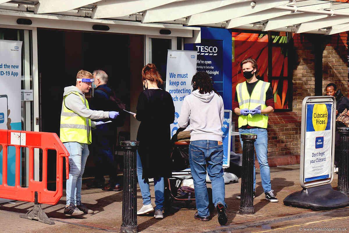 Ten new coronavirus cases confirmed in Lewisham town centre - News Shopper
