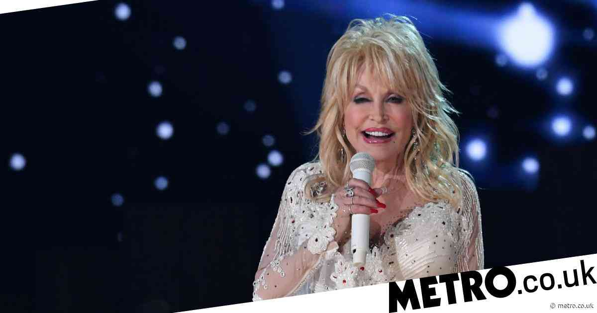 Dolly Parton joins forces with Netflix to bring us all a new Christmas movie and we're so ready