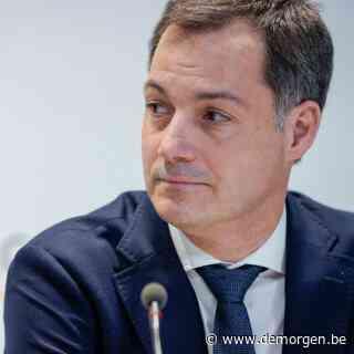 ▶ Live - Volg hier vanaf 11 uur de persconferentie van Paul Magnette en premier Alexander De Croo