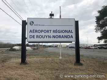 Access To The Great North: For HUB, It's Rouyn-Noranda Airport - Parking Network