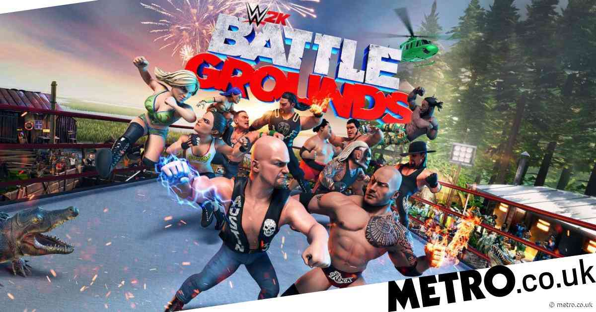 WWE 2K Battlegrounds review – wrestling with change