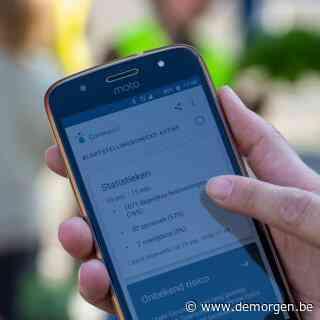 Live - Crisiscentrum roept op: 'Download en gebruik CoronAlert vanaf vandaag'