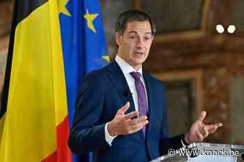 'Respect en teamwork': premier De Croo wil trendbreuk forceren met Vivaldi