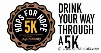 Hops for Hope 5K going virtual this year in St. Charles