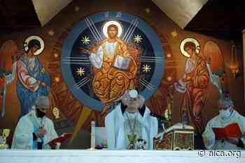 Mons. Torres Carbonell inició su ministerio en Gregorio de Laferrere - Aica On line
