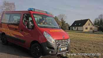 Leistet sich Malchow einen Luxus-Feuerwehrbus? - Nordkurier