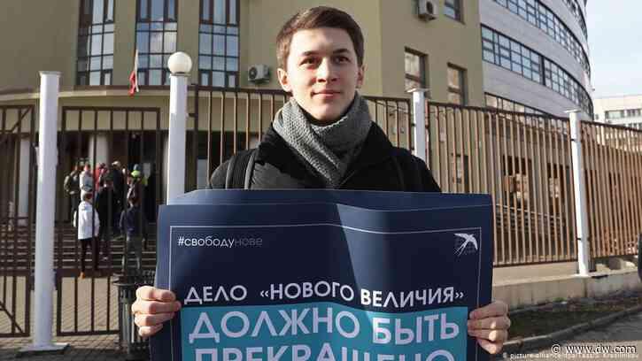 Russia's opposition blogger Yegor Zhukov severely injured in Moscow 'attack'   DW   31.08.2020 - Deutsche Welle