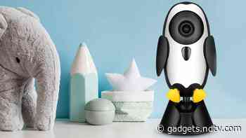 Qubo Baby Cam With Virtual Cradle, Auto Lullaby Feature Launched in India