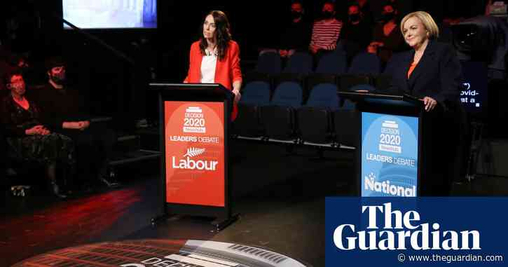 Jacinda Ardern admits using cannabis 'a long time ago' in election debate – video