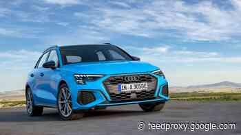 Audi A3 Sportback 40 TFSI e plug in hybrid unveiled