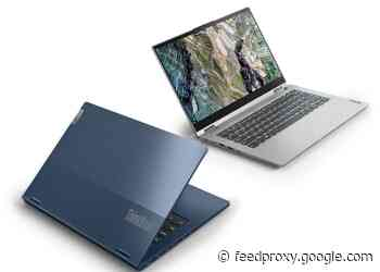 Lenovo ThinkBook 14s Yoga i laptop introduced