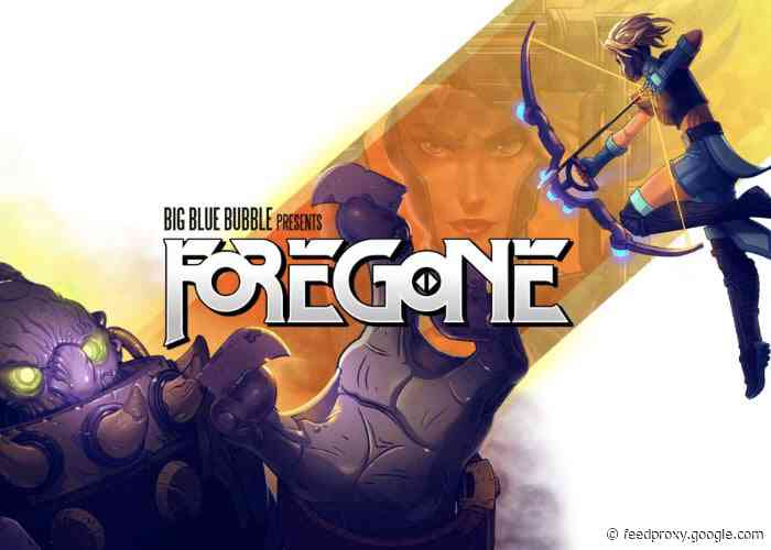 Foregone launches on PC, Switch , Xbox and PS4 next month