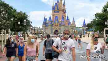 Disney will lay off 28,000 theme parks workers due to coronavirus pandemic