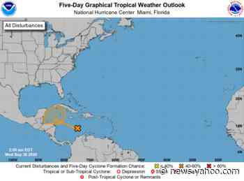 Is Gamma on the way? Tropical wave in Caribbean would be season's 24th storm