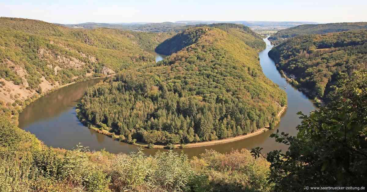 Wandern auf der Saarschleife-Tafeltour bei Mettlach und Orscholz - Saarbrücker Zeitung