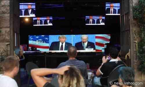 Trump v Biden in the first 2020 presidential debate: our panelists' verdict