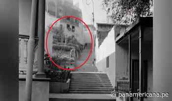 Barranco: familia y municipio enfrentados por terreno en el pasaje La Oroya | Panamericana TV - Panamericana Televisión
