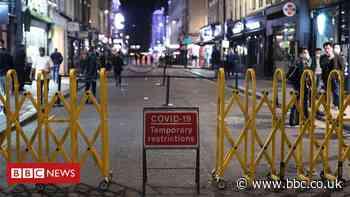 Speaker rebukes ministers over coronavirus powers - BBC News