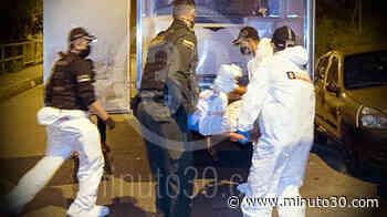 Asesinaron a un hombre en zona urbana del municipio de El Peñol, Antioquia - Minuto30.com
