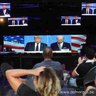 Wie won het eerste verkiezingsdebat tussen Trump en Biden?
