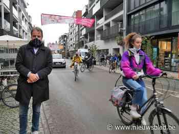 Tolpoortstraat wordt 's morgens omgevormd tot schoolstraat
