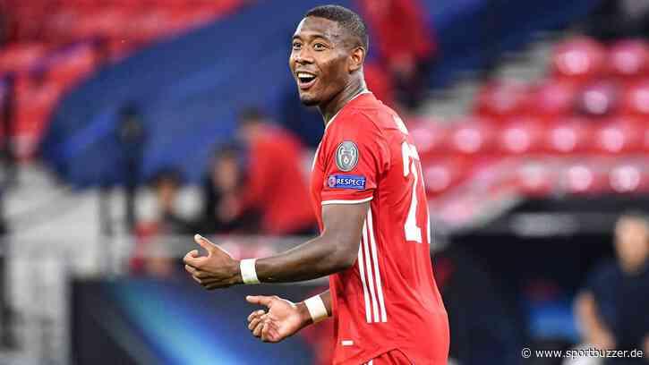 Bericht: Verkaufsverbot für David Alaba - ablösefreier Wechsel des Bayern-Stars droht - Sportbuzzer