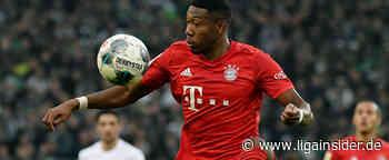 Bayern München: David Alaba droht Ausfall im Supercup - LigaInsider