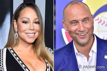 Derek Jeter had plan to marry Mariah Carey before he met her