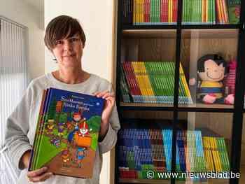 """Aalsterse brengt prentenboek uit over Sint-Maarten: """"Eindelijk eens niet over Sinterklaas"""""""