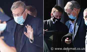 George Pell touches down in Rome for the first time since being acquitted of child abuse charges