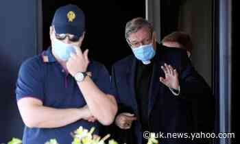 George Pell returns to Rome after acquittal on child abuse charges