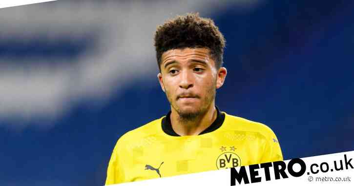Jadon Sancho skips Dortmund game in order to force through Manchester United transfer