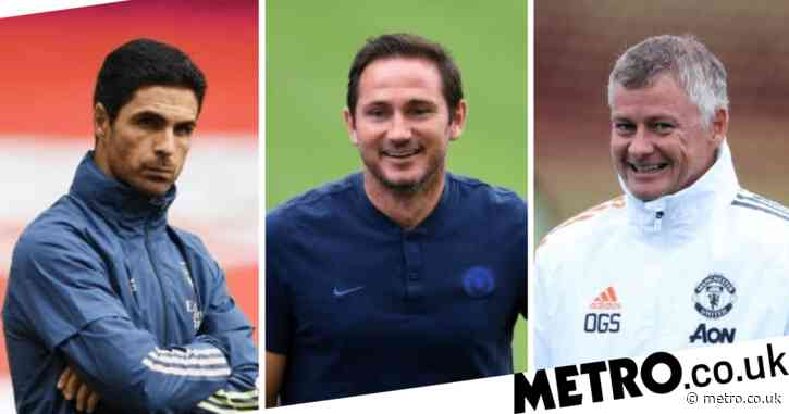 Mikel Arteta, Frank Lampard or Ole Gunnar Solskjaer? Frank Leboeuf picks which manager will win the Premier League first