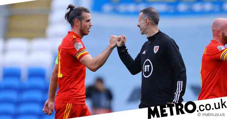 Ryan Giggs explains why Gareth Bale has been left out Wales squad