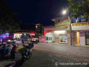 LE DIERON UN GOLPE CONTUNDENTE EN EL HOTEL BEJUCO: Asesinan a sexoservidora en el centro de Playa del Carmen - Noticaribe