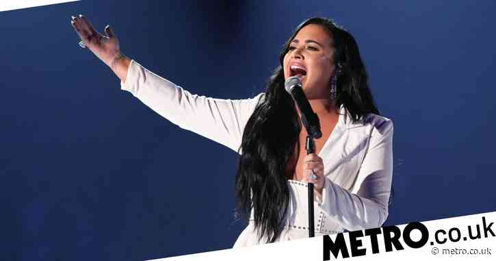 Demi Lovato leaks her own song as she sings about Max Ehrich split in emotional ballad