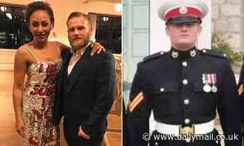 Mel B's ex-Royal Marine bodyguard, 31, hanged himself