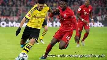 FC Bayern - Borussia Dortmund: DFL-Supercup 2020 heute live im Free-TV und im Live-Stream