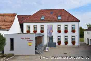 Terra-Sigillata-Museum Rheinzabern: Römische Werkhalle im Modell - Wochenblatt-Reporter