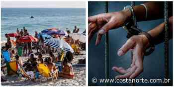 Foi comprar assai e acabou no xadrez: jovem preso por furto em praia do Guarujá alega inocência - Jornal Costa Norte